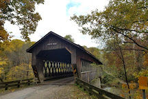 State Road Covered Bridge, Conneaut, United States