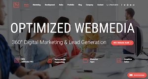 Optimized Webmedia Marketing