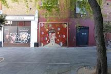 David Bowie Memorial, London, United Kingdom