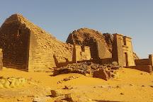 Meroe Pyramids, River Nile State, Sudan