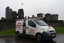 Raglan Castle, Raglan, United Kingdom