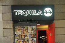 Tequila 44, Barcelona, Spain