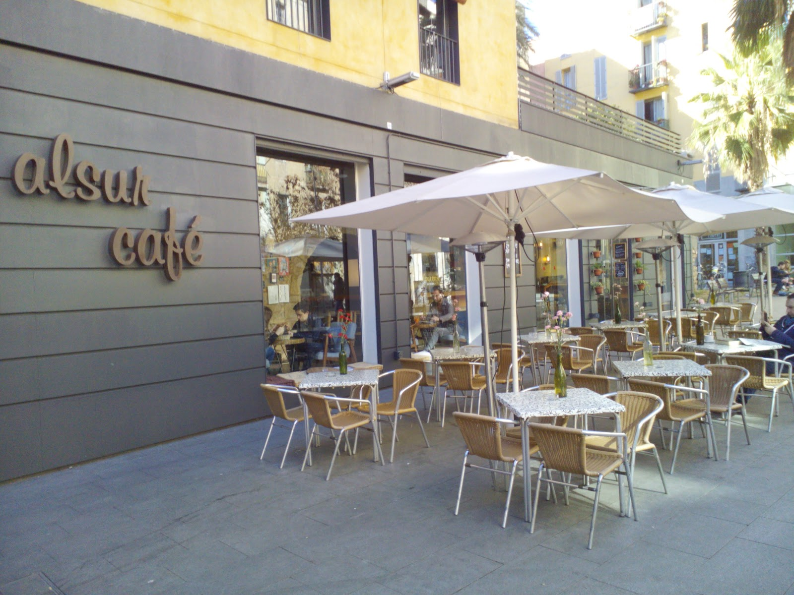 Alsur Café (El Born): A Work-Friendly Place in Barcelona