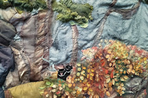 Yarns Artwork in Silk, Deloraine, Australia