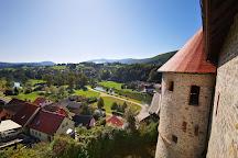 Žužemberk Castle, Žužemberk, Slovenia