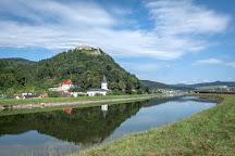 Povazsky hrad, Povazska Bystrica, Slovakia