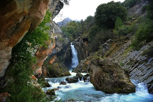 Parc naturel des sierras de Cazorla