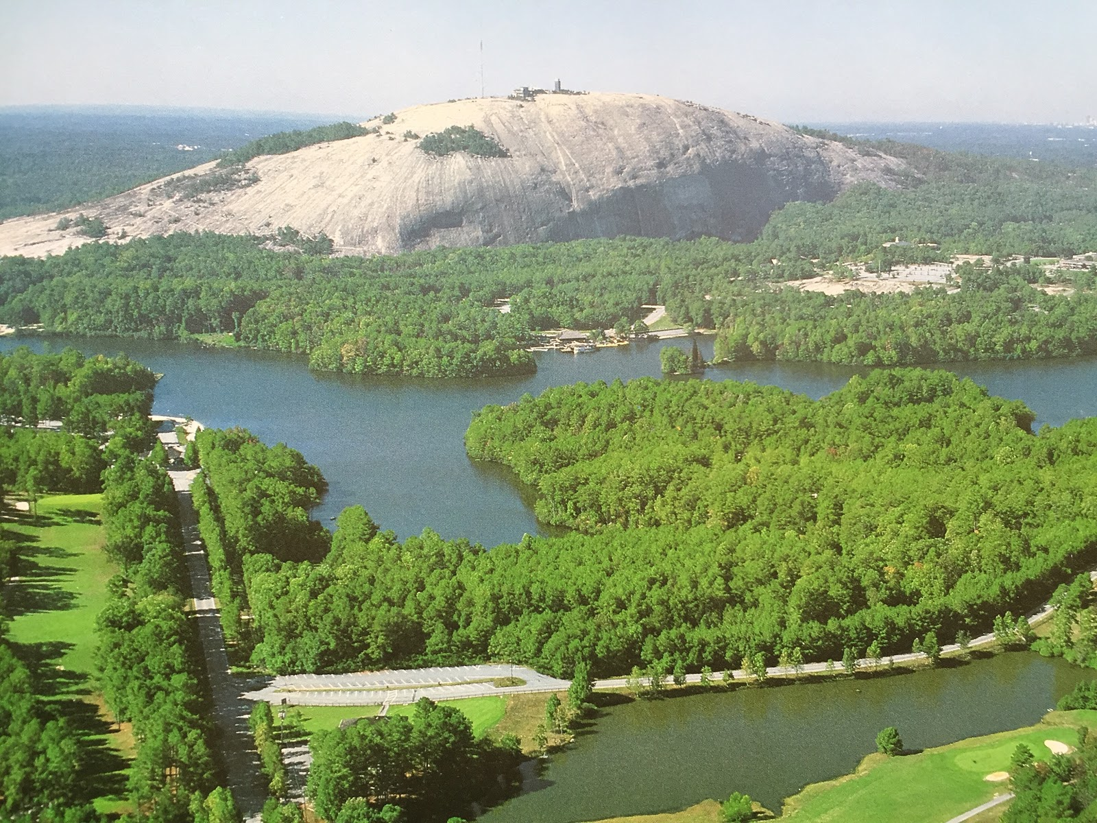 Vacation Home Rentals in Stone Mountain