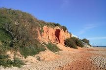 Garrao Nascente Beach, Vale do Garrao, Portugal
