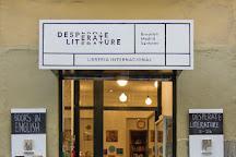 Desperate Literature, Madrid, Spain