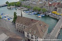 Wasserkirche, Zurich, Switzerland