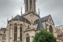 Eglise Saint Georges, Lyon, France