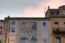 M.I.A.M. Musee International des Arts Modestes, Sete, France