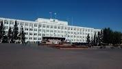 Правительство Республики Тыва на фото Кызыла