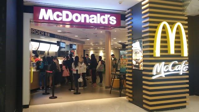 McDonald's - Marina Square