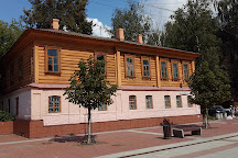 Tolstoy Park Museum, Bryansk, Russia