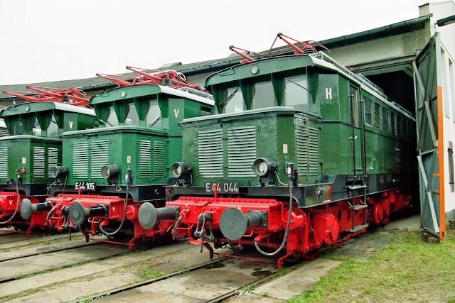 Eisenbahnmuseum Weimar