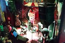 Circus Rock Bar, Belo Horizonte, Brazil