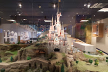 The Disney Gallery, Marne-la-Vallee, France