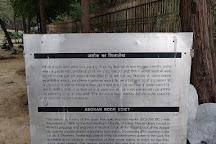 Ashokan Rock Edict, New Delhi, India