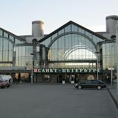 Железнодорожная станция  Saint Petersburg Bus Station 2