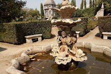 Biscaínhos Museum Garden, Braga, Portugal
