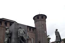 Monumento a Emanuele Filiberto Duca d'Aosta, Turin, Italy