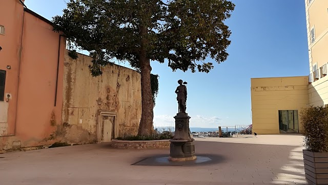 Piazza Santa Domitilla