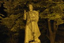 Monumento a Federico II, Jesi, Italy