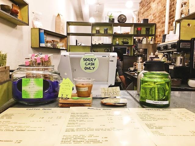 Wabi Cafe & Sushi