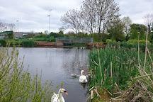 Shaftesbury Park and Carrickfergus Mill Ponds, Carrickfergus, United Kingdom