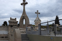 Modernist Cemetery, Lloret de Mar, Spain