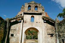 Ruins of Iglesia de Nuestra Senora de la Limpia Concepcion, Ujarras, Costa Rica