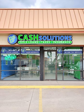 B3 Cash Solutions Payday Loans Picture