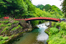 Shinkyo Bridge, Nikko, Japan