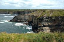 Bromore Cliffs, Ballybunion, Ireland