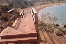 Playa de Cavalleria, Mercadal, Spain