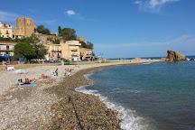 Lampare Beach, Castel di Tusa, Italy