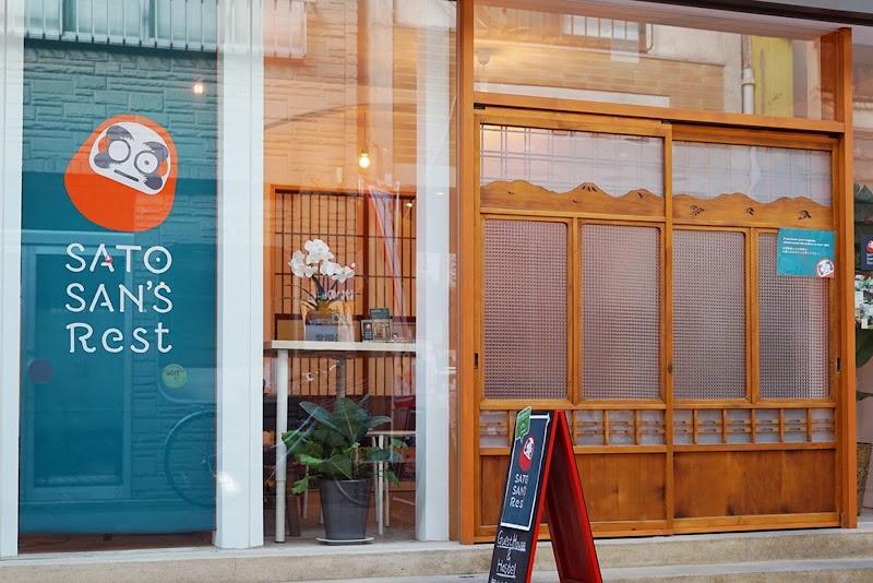 Sato-san's Rest Guesthouse&Hostel