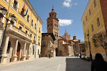 Monumento a La Vaquilla, Teruel, Spain