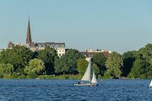 Alster, Hamburg, Germany
