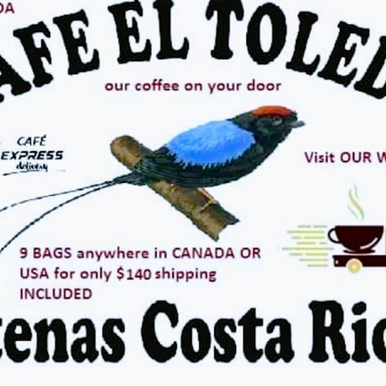 El Toledo Coffee Tour - Tourist Attraction in Atenas Costa Rica. A Small Family run coffee