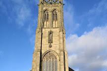 St Mary's Church & Parish, Derby, United Kingdom
