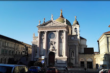 Monumento a San Giovanni Bosco, Turin, Italy