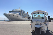 Sardinha do Bairro Tuk Tuk & Van Tours, Lisbon, Portugal