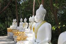 Wat Khao Chedi, Taling Ngam, Thailand