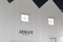 Giorgio Armani Outlet Srl, Lake Como, Italy
