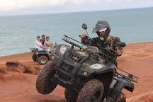 Pipa Off Road, Praia da Pipa, Brazil