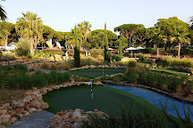 Mini Golf at Quinta do Lago, Almancil, Portugal