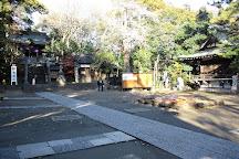 Sengen Shrine, Nagareyama, Japan